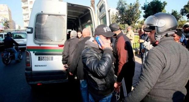 """اعتقال """"ولد بنكيران"""" بأكادير."""