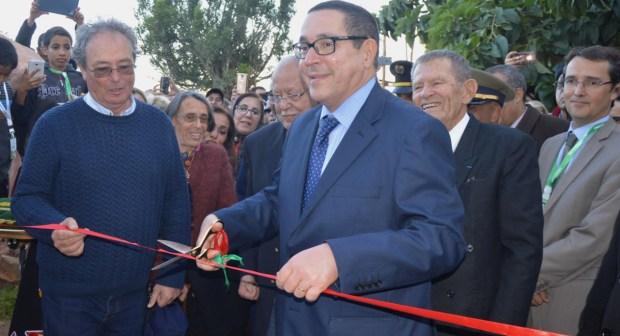 بالصور:بحضور مسؤولي جهة سوس ماسة افتتاح حديقة صبَّار عملاق بأكادير