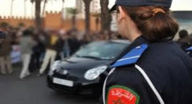 هكذا انتقمت شرطية من مهندس بأكادير حاول ملامسة مناطق حساسة من جسدها وهي بصدد تحرير مخالفة سير في حقه