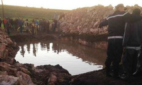 انتشال جثتي غريقين وسط حوض مائي للسقي داخل ضيعة فلاحية باشتوكة أيت باها.