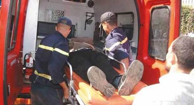 عااجل:مصرع شخص وإصابة آخر في حادث مأساوي بتارودانت