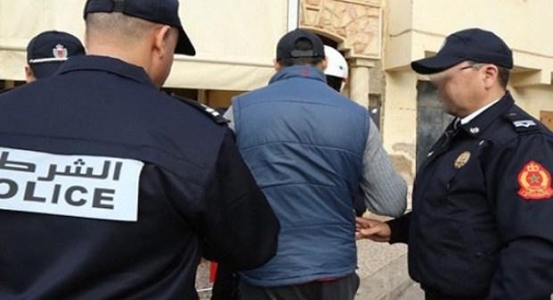 اعتقال موظف ينصب على الراغبين في التوظيف بأسلاك الشرطة، وحجز جهازين للاتصال اللاسلكي