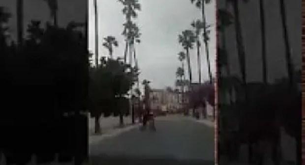 مطاردة لصين لحظات قبل آذان المغرب