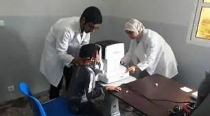 محامو أكادير  ينظمون حملة طبية لفائدة نزلاء مركز حماية الطفولة