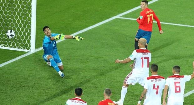 الصحف الإسبانية:المغرب منتخبٌ كبير و'الڤار' أهّل إسبانيا لكنه لن يساعدها للفوز بكأس العالم