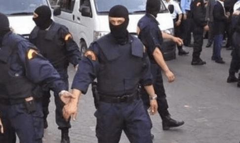 رجال الحموشي يطيحون بعصابة متورطة في عمليات  السرقة والاختطاف.