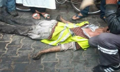 """هذه هي الحالة الصحية للعامل الذي أصيب باختناق حاد أثناء تنظيف مخلفات حريق """"لافيراي"""" أولاد تايمة"""