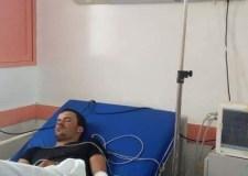 بالصورة:نقل راعي أغنام لدغته أفعى سامة للعلاج بمستشفى أكادير