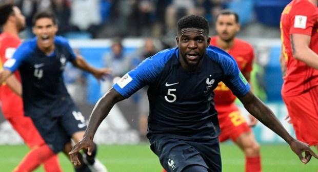 (+ فيديو الاهداف)فرنسا تهزم بلجيكا وتتأهل لنهائي المونديال