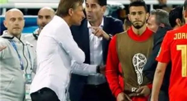 مواطنون يحاصرون اللاعب أمرابط، و رونار يؤكد موافقته على تدريب المنتخب الجزائري