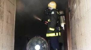 عااجل. اندلاع حريق مهول بعمارة معروفة بقلب مدينة أكادير ، و الحادث يستنفر الأجهزة الرسمية.