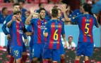 """تشكيلة """"البارصا"""" الرسمية في مواجهة إشبيلية في كأس السوبر الاسباني"""