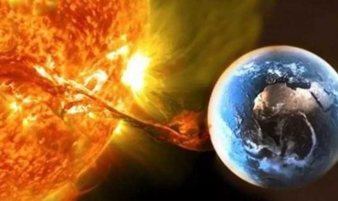 خطير:الأرض مهددة بعاصفة شمسية مدمرة ستعطل الاتصالات وتخرّب شبكات الطاقة الكهربائية.