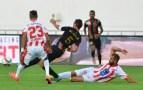 +فيديو:فريق حسينة أكادير يطرد النحس ويعود بفوز ثمين من الرباط أمام الجيش