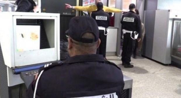 تفريغ 187 كبسولة كوكايين من أمعاء مواطنين إفريقيين تم توقيفهما بالمطار
