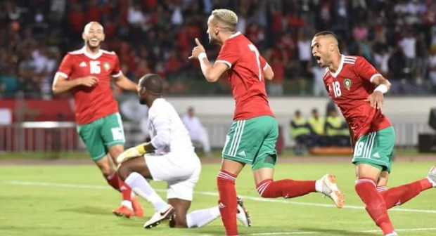 +فيديو الأهداف:المنتخب المغربي يهزم ملاوي بثلاثية، ويرتقي للمركز الثاني في مجموعته