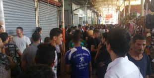 """""""نايضة"""" في سوق الأحد بأگادير (فيديو)"""