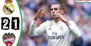 ملخص المباراة النارية التي انهزم خلالها فريق ريال مدريد أمام خيتافي