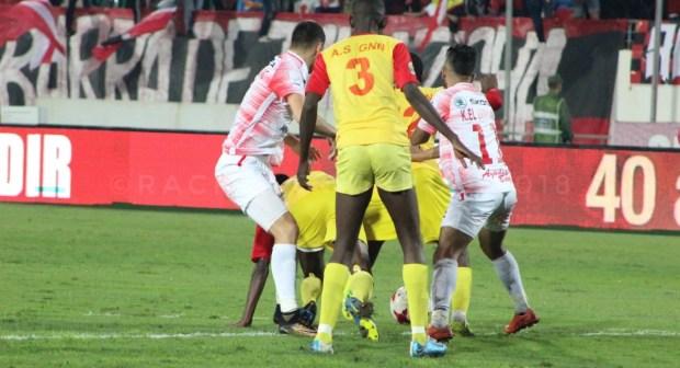 حسنية أكادير يتعرف على خصمه المقبل في مسابقة كأس الكونفدرالية الإفريقية