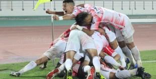بالفيديو: حسنية أكادير يعود بانتصار ثمين من خارج الميدان على سريع واد زم