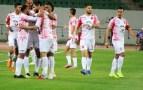 +صور: فريق حسنية أكادير يسحق أبا جيفار الاثيوبي برباعية، ويعبر لمجموعات كأس الكاف.
