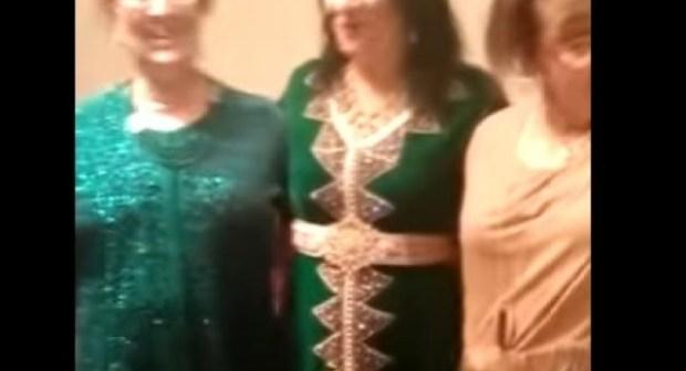 سابقة: متزوجة مغربية تحتفل بطلاقها بالحلوى و الموسيقي رفقة صديقاتها.(فيديو)