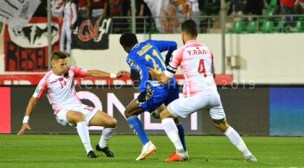 حسنية أكادير يحرز فوزه الأول في المسابقة القارية وينعش حظوظه في التأهل للدور المقبل
