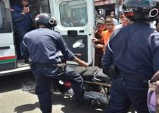 إصابة عدد من رجال الشرطة و اعتقالات بالجملة بعد اندلاع أعمال شغب بأكادير عقب مباراة الحسنية و الجيش.