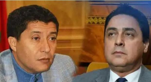"""""""جرائم الأموال"""" تجر احجيرة ورئيس المجلس الجهوي لجهة الشرق إلى السجن."""