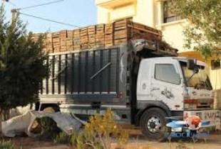 تارودانت: كمين بعلامة تشوير، يفضي إلى سرقة شاحنة محملة بمواد هامة و تهريبها إلى أكادير
