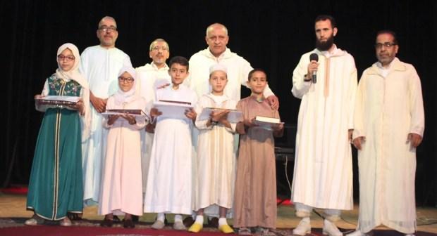 أكادير : اختتام فعاليات النسخة 8 لمسابقة زيد بن ثابت في حفظ القرآن وتجويده والسيرة النبوية، بتكريم الفائزين