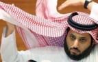 مفاجئ: تركي آل الشيخ يقدم استقالته من رئاسة الاتحاد العربي لكرة القدم.