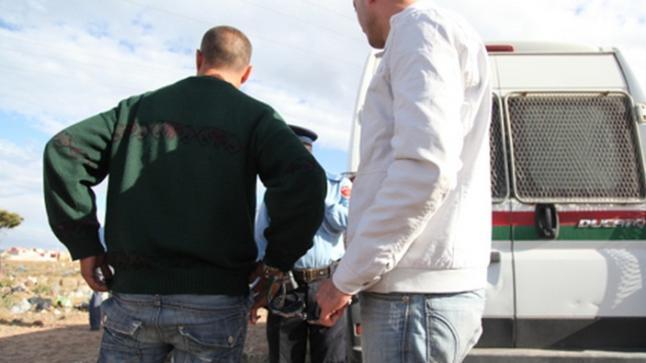 أيت ملول: الشرطة تنهي أنشطة لصوص بأسايس وحي العرب