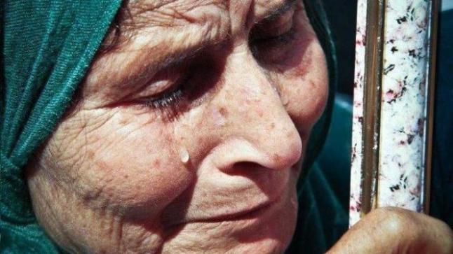صادم… ذئاب بشرية يغتصبون مسنة ويدفنونها تحت ركام