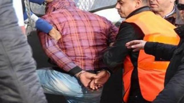 اعتقال اللص المتخصص في سرقة المحلات التجارية أثناء الصلاة بإنزكان