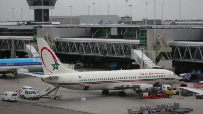 طائرة على متنها 70 راكبا تفشل في الهبوط بمطار المسيرة بأكادير