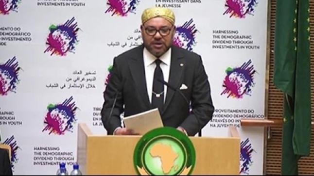 نص الخطاب السامي الذي ألقاه الملك محمد السادس أمام القمة 28 للاتحاد الافريقي