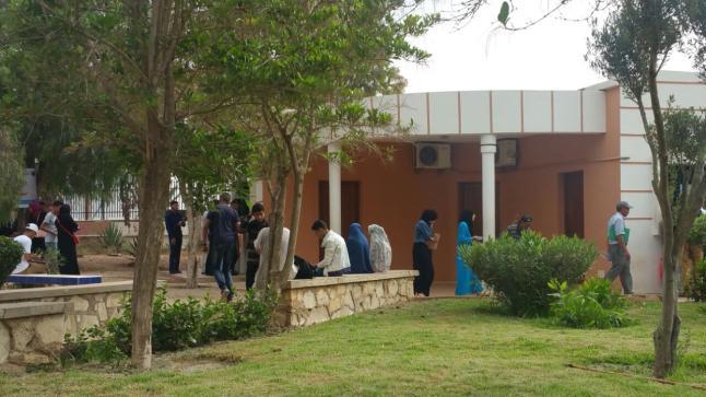 أكادير .. كلية الأداب والعلوم الإنسانية تفتح أبوابها لإستقبال الطالب الجديد