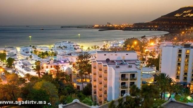 الـCRT : السياح المغاربة احتلوا الصدارة في عدد ليالي المبيت بأكادير خلال عطلة الصيف