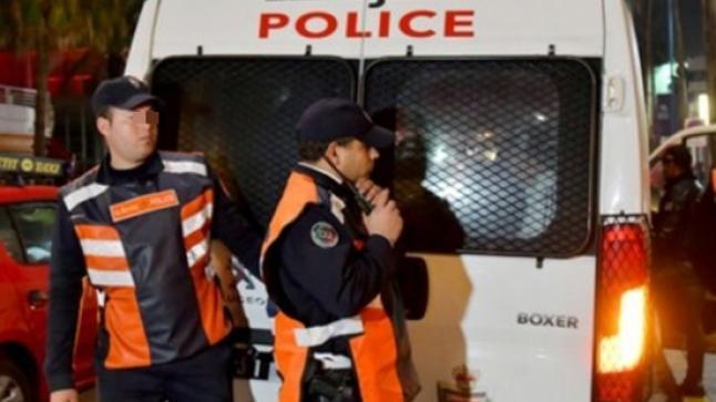 """بالفيديو.. تعزيزات أمنية كبيرة بشاطئ أكادير لتأمين حفل """"التسامح"""""""