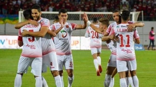 حسنية أكادير يتأهل لدور المجموعات في كأس الكاف للمرة الثانية تواليا (فيديو)
