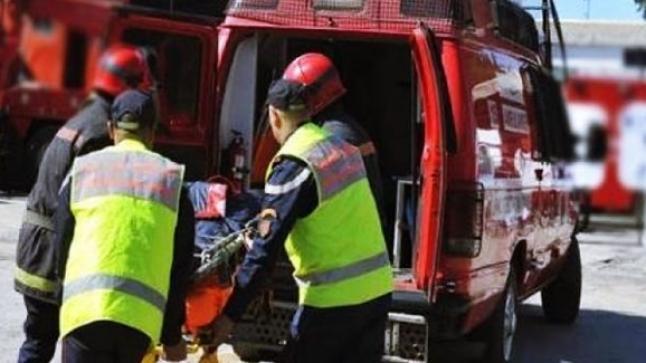"""مصرع طفل باشتوكة وإصابة آخر في حادثة سقوط """"سارية"""" باشتوكة"""
