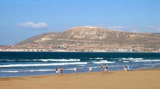 عنصر من القوات المساعدة يلقى مصرعه بشاطئ أكادير