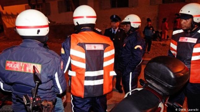 """أمن أكادير يوقف """"نيجيرية"""" تهرب كبسولات من مخدر الكوكايين ببطنها"""