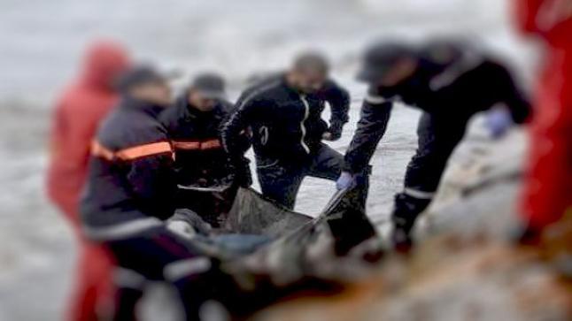 انتشال جثّة غريق من شاطئ إمسوان ضواحي أكادير