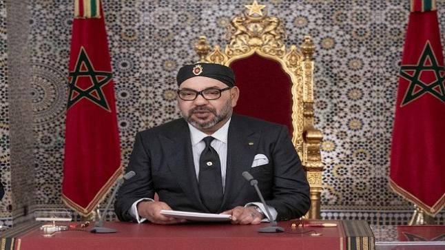 النص الكامل للخطاب الملكي بمناسبة الذكرى 66 لثورة الملك والشعب