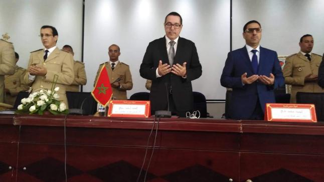 تنصيب رجال السلطة الجدد بنفوذ عمالة أكادير إداوتنان (اللائحة الكاملة)