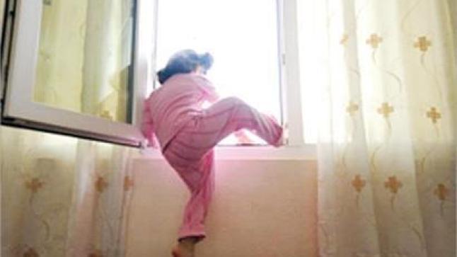 سقوط طفلة من الطابق الرابع شمال أكادير