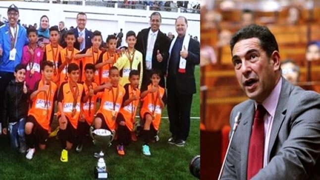 وزارة أمزازي تُبعد منتخب سوس ماسة من تمثيل المغرب في كأس دانون للأمم