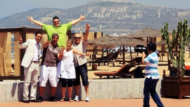 أزيد من 152 ألف سائح زاروا مدينة أكادير خلال شهر واحد